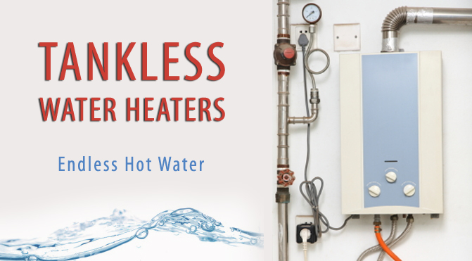 Types Of Tankless Water Heater